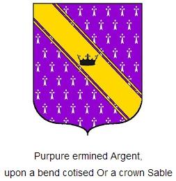 Gabriele Silverhand's Heraldry